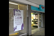 Lord Street's Argos store - closing at the end of
