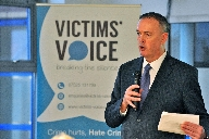 Lancashire`s Police and Crime Commissioner Clive G