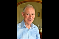 Graham Collier, soon to retire after 50 years work