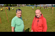 Bob Doherty (left) and Brian Rigby - concerns for