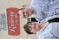 Diane and Jerry Morrish, new managers at Hoscar s