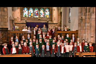 Pupils from St Thomas the Martyr, Roby Mill and Da