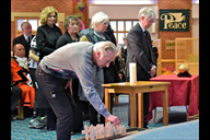 Sefton marks Holocaust Memorial Day 2018 with a se