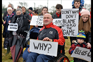 Campaigners meet to save the former Glenburn Sport