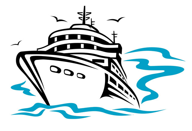 cruise ship silhouette clip art Quotes