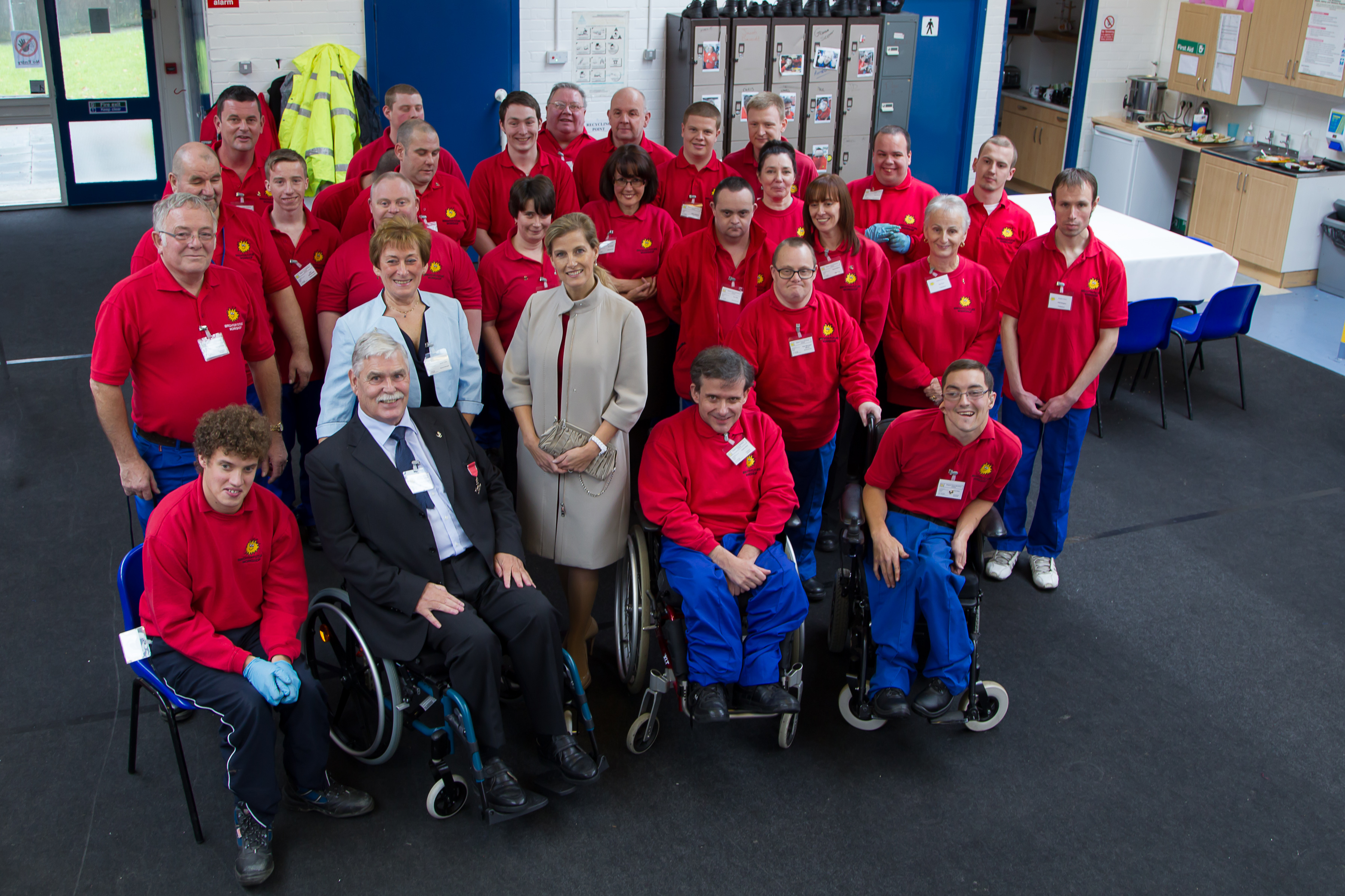 West Lancashire charity which employs young disabled people to close