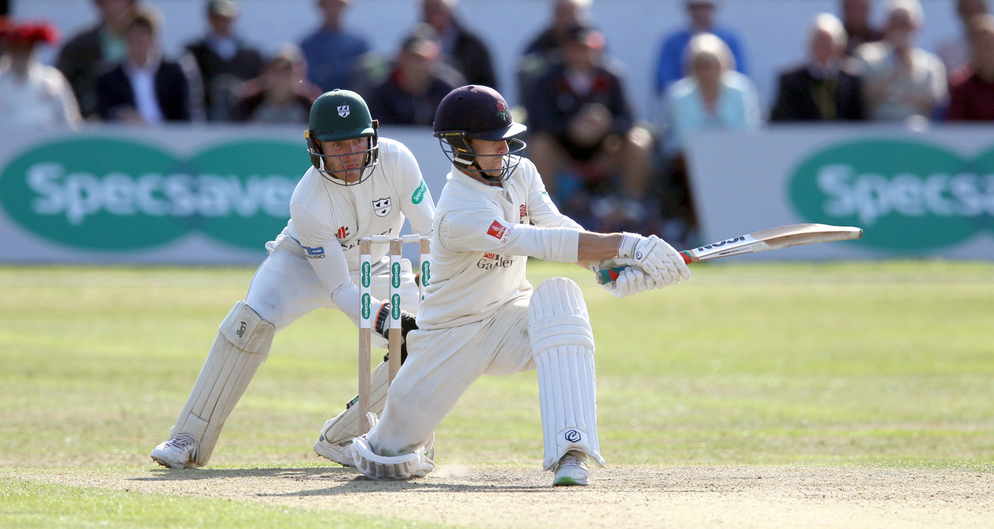 Cricket fan Jeff is stumped by 'ludicrous' decision to play county game in Cumbria