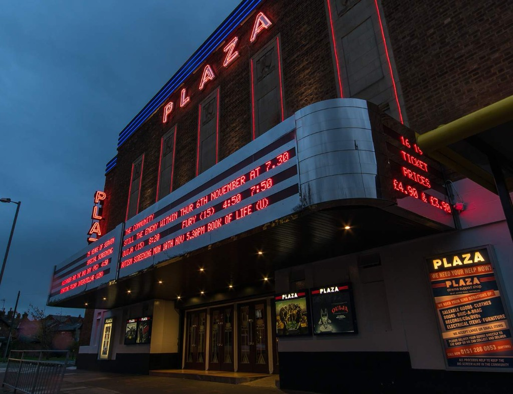 Dementia Friendly screenings to start again at the Plaza