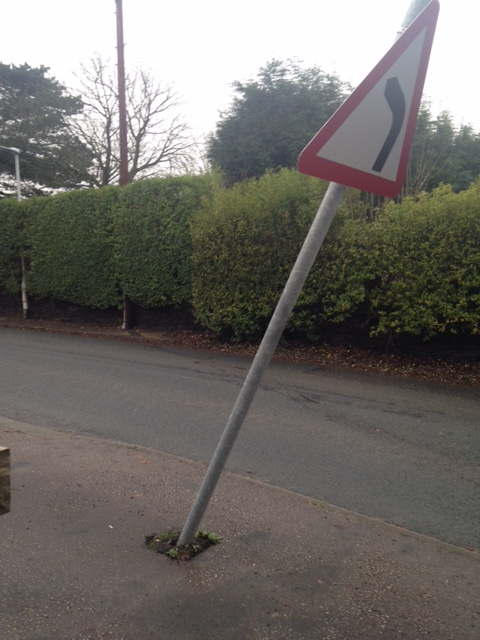 Furious resident slams county council's plan to remove pavement bollards