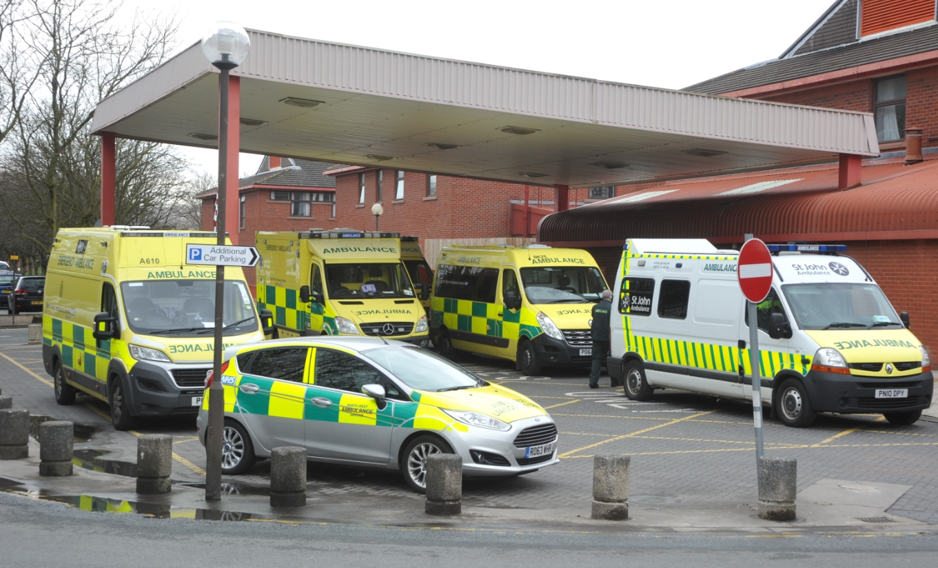 Readers tell the Champion of hospital A&E 'horror' stories