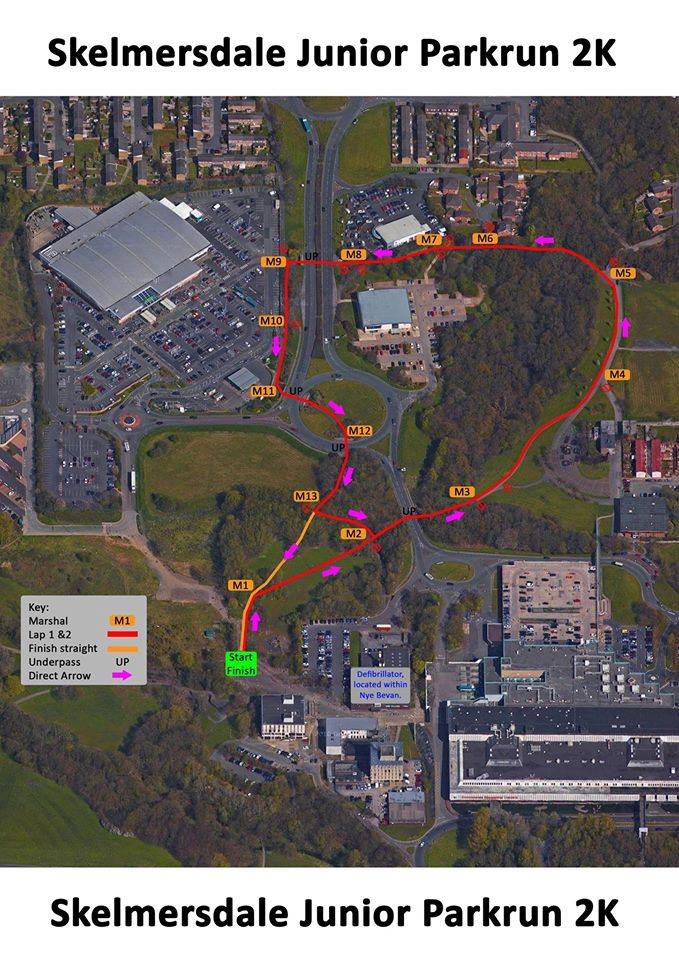 Plans for new all-age 5k parkrun revealed