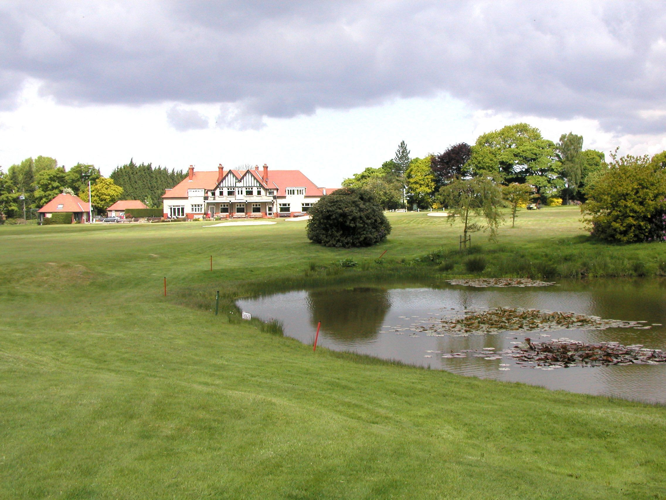 Championship double date for Ormskirk Golf Club