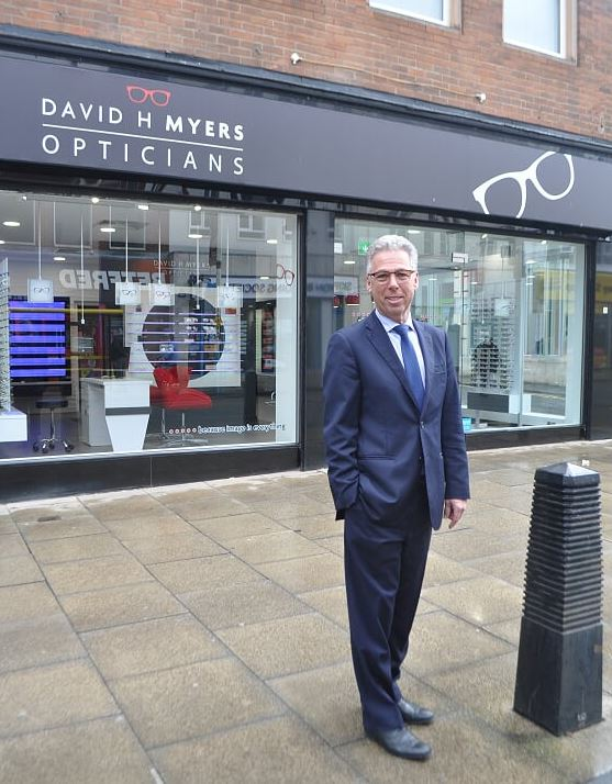 Town centre businessman shares his ideas for turning the resort's fortunes around
