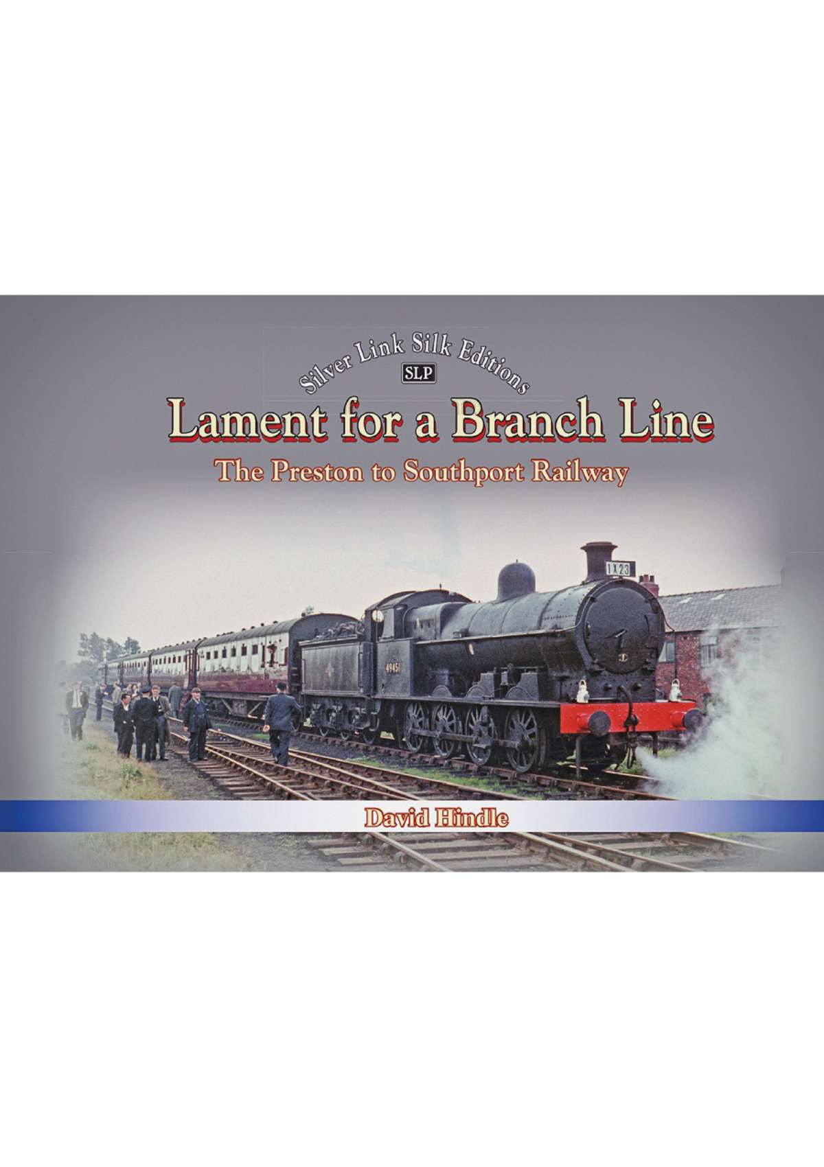 Book tells history of Preston to Southport railway line