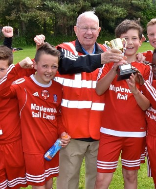 Junior Football League chairman thanks teams and parents for their support during 'difficult season'