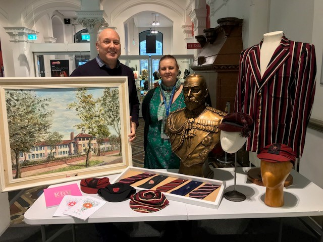 Former pupils finally able to mark 100 year anniversary of college