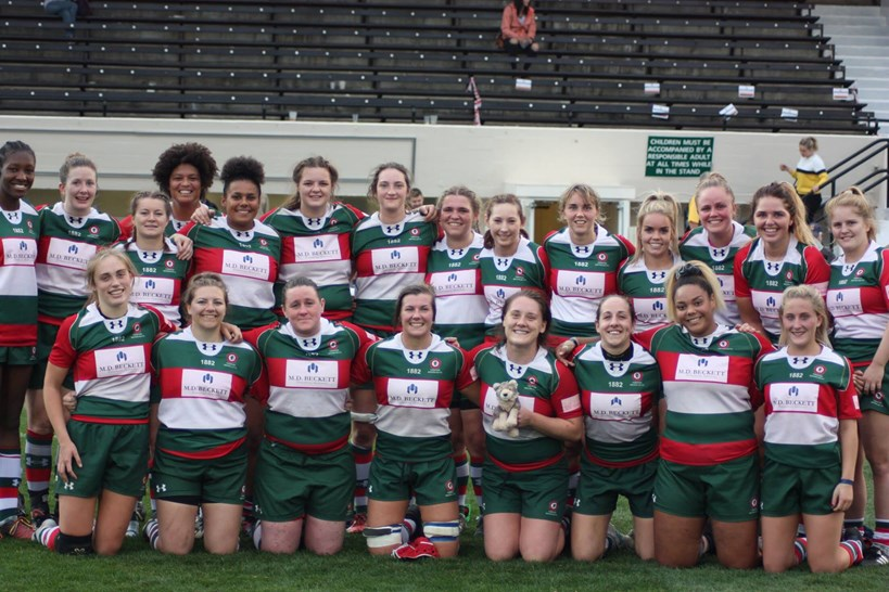 Women's rugby team drops out of division