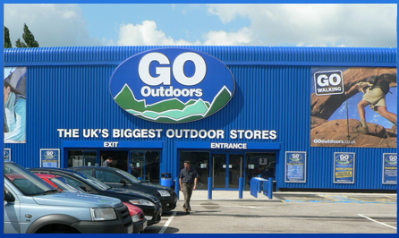 Go Outdoors is 'sold back to owners' JD Sports for £56.5m