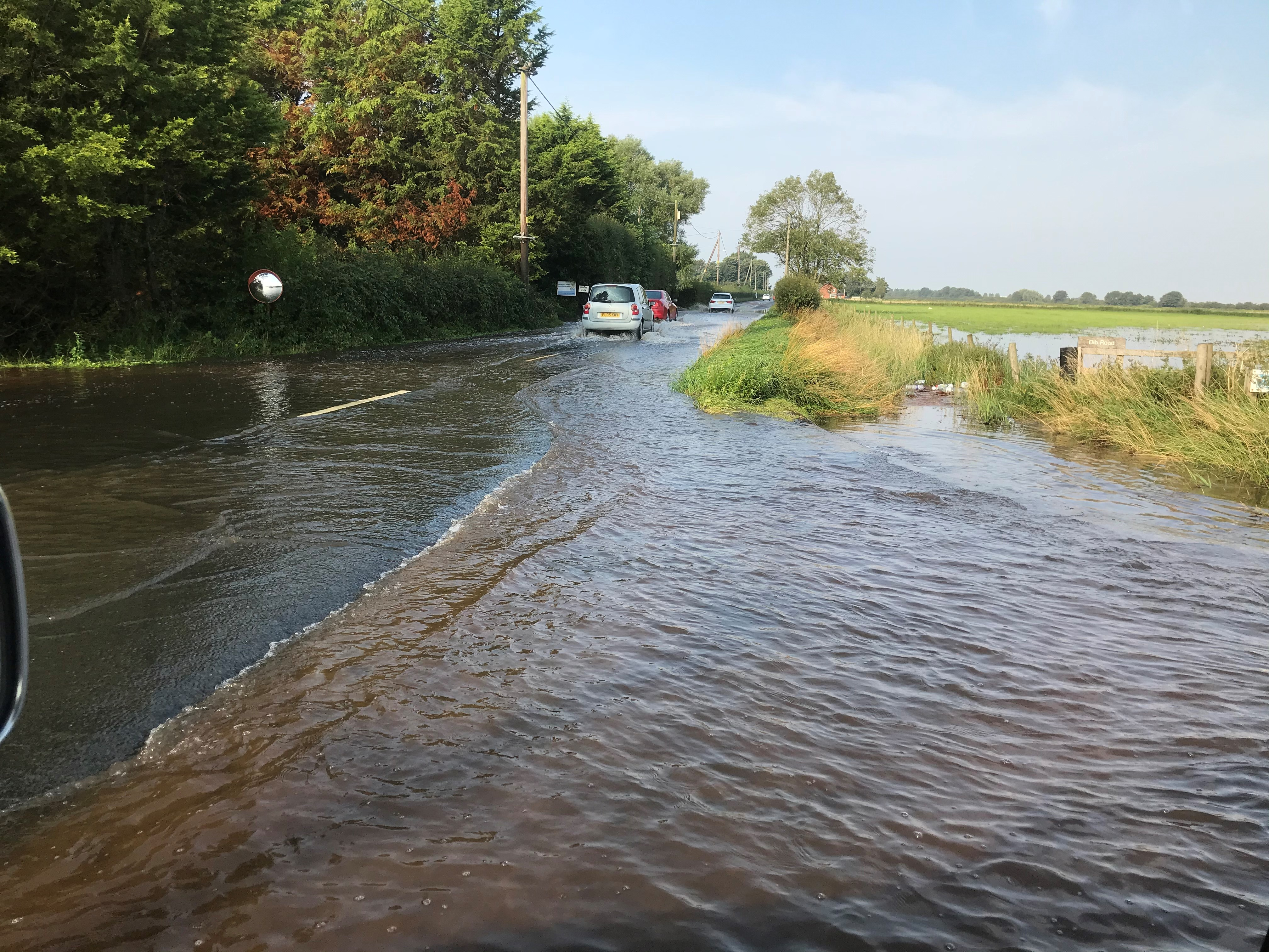 Flooding could get even worse if pumps are taken away, claims MP