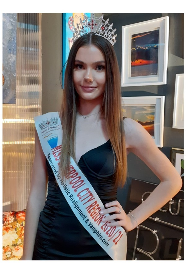 New Miss Liverpool is announced