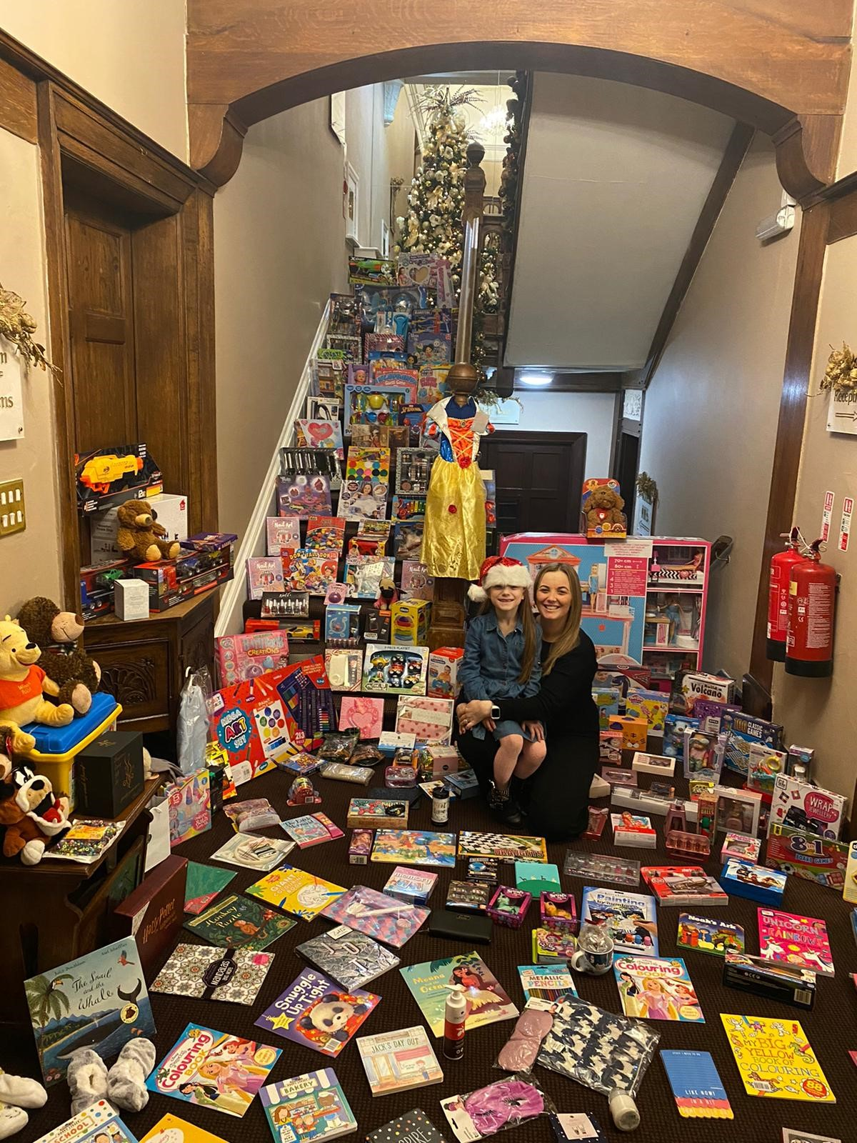 Champ readers thanked for response to toy appeal