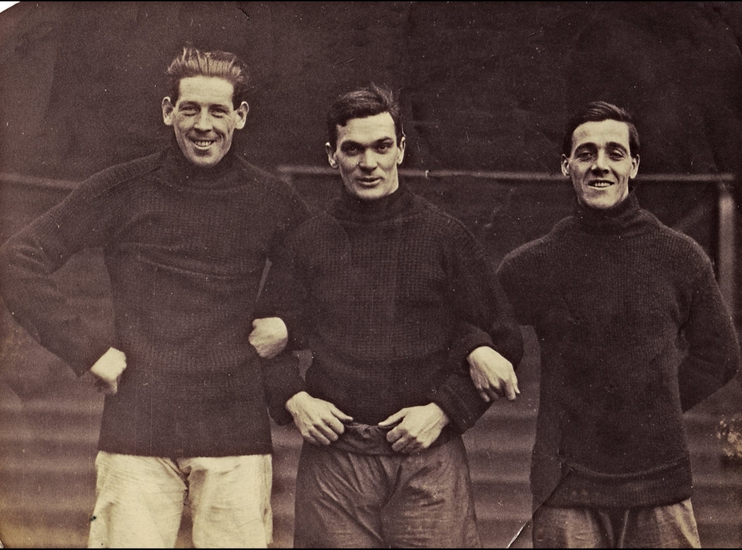 Authors want to find family of 1920s Liverpool player