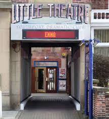 Star of stage and TV screen appearing at town's Little Theatre