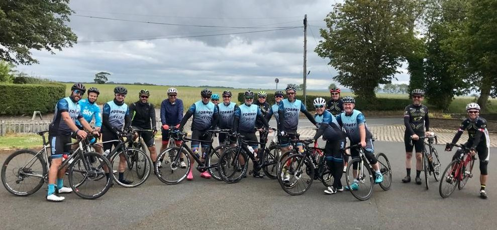 24 hour cycle challenge held in memory of police inspector who died in tragic bike accident