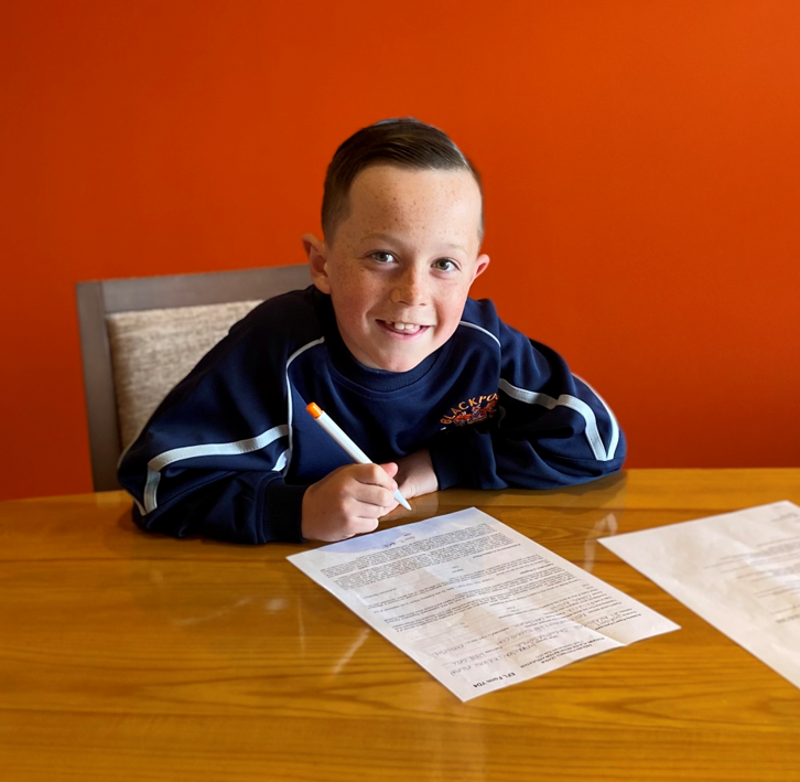 'Goal machine' Harrison signs for the Tangerines!