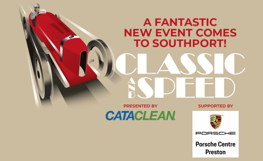 ...'Southport Classic and Speed' event will show range of veteran, vintage, classic and modern cars