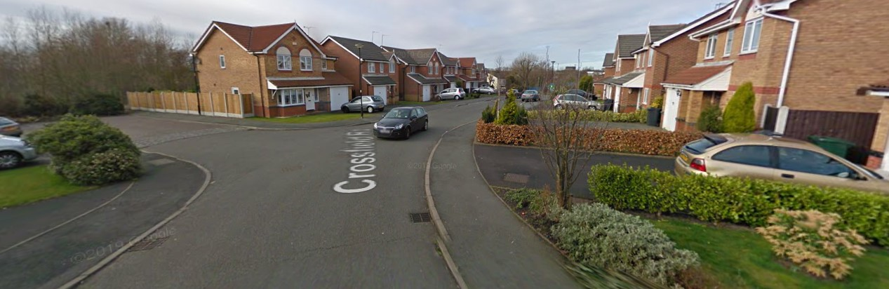 Petrol bomb thrown into house as family slept
