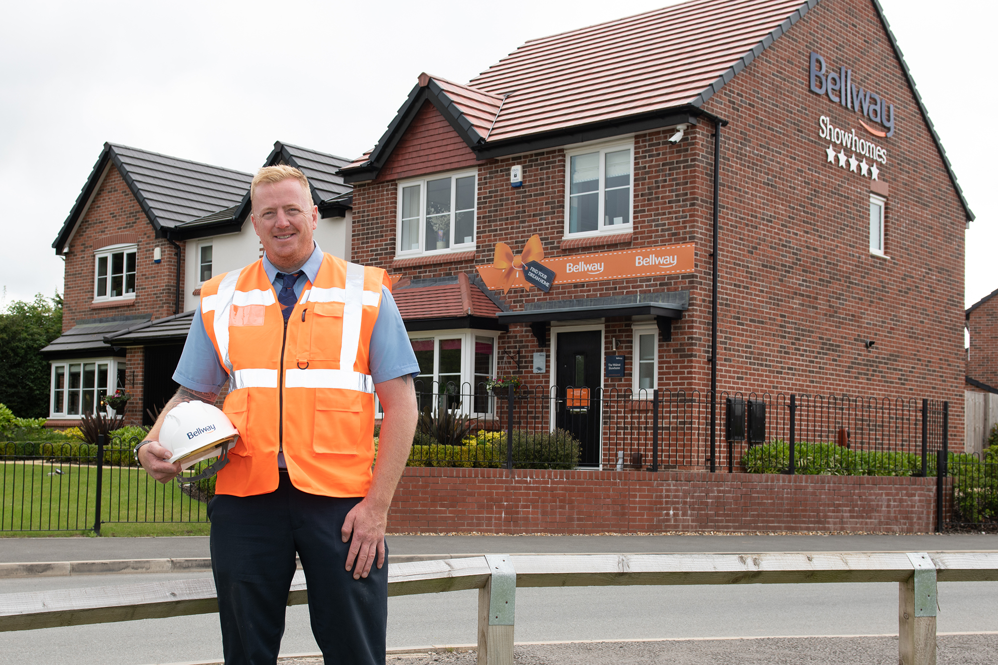 Melling development site manager receives a national award