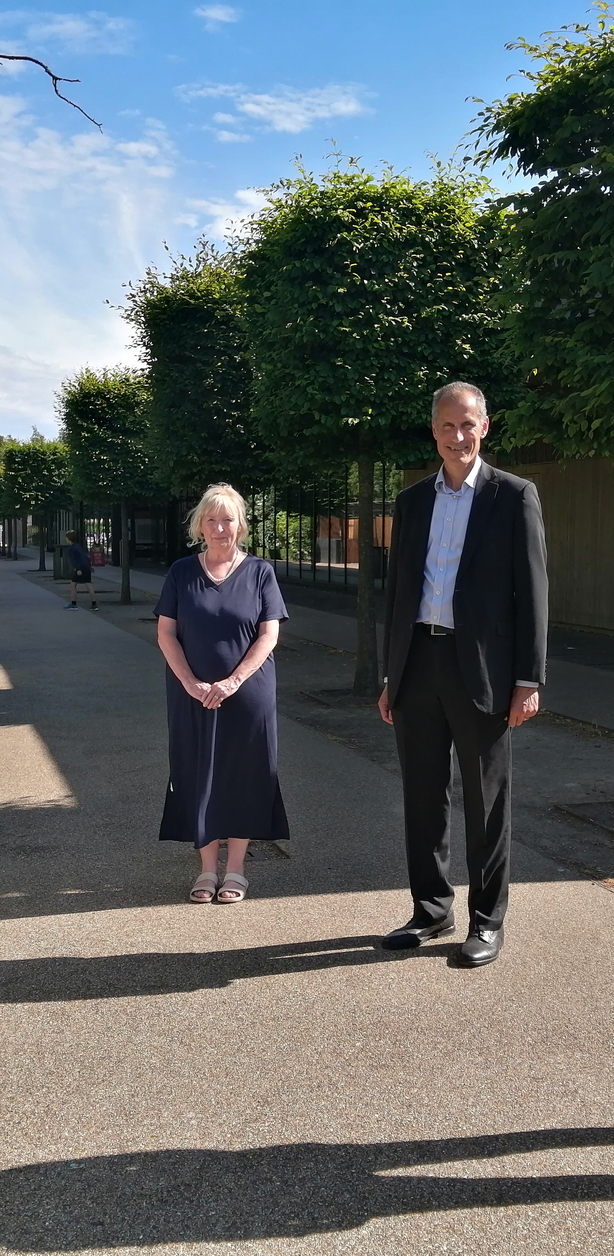 Alleyways project will be 'huge boost' for Formby, says MP