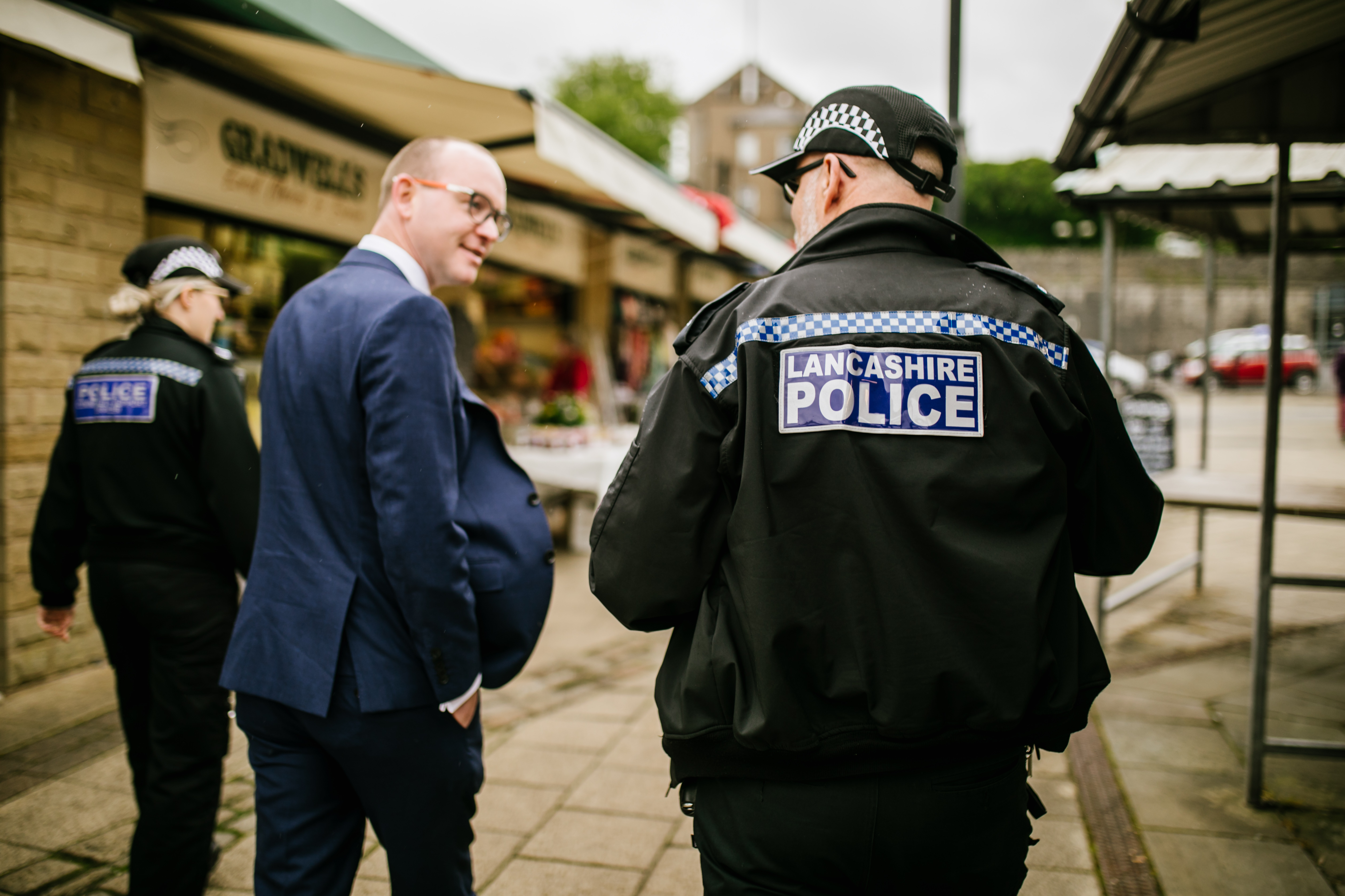 Would you like to take part in crime survey?
