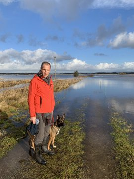 MP hits out at lack of funds for areas hit by flooding