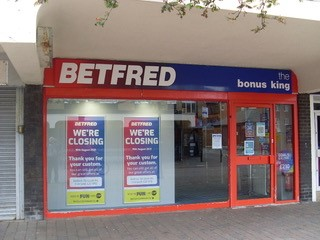 Betting shop closes to make way for Crosby Village redevelopment