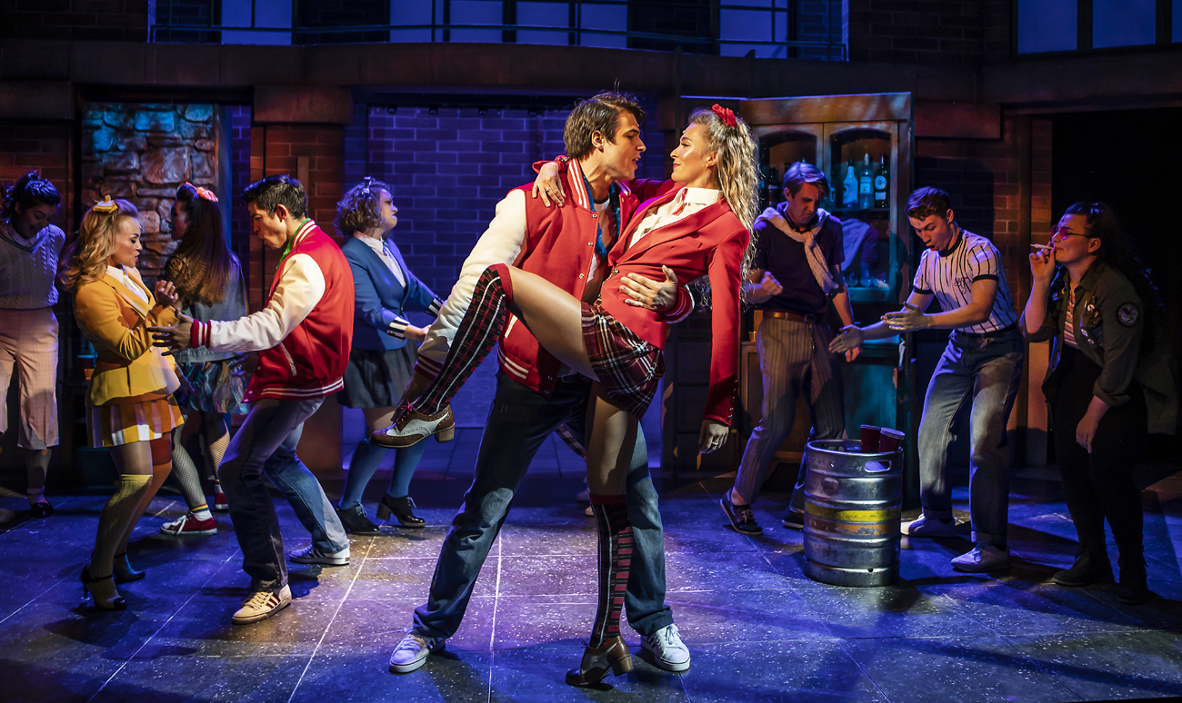 Show is a 'fresh, new musical with plenty of attitude'