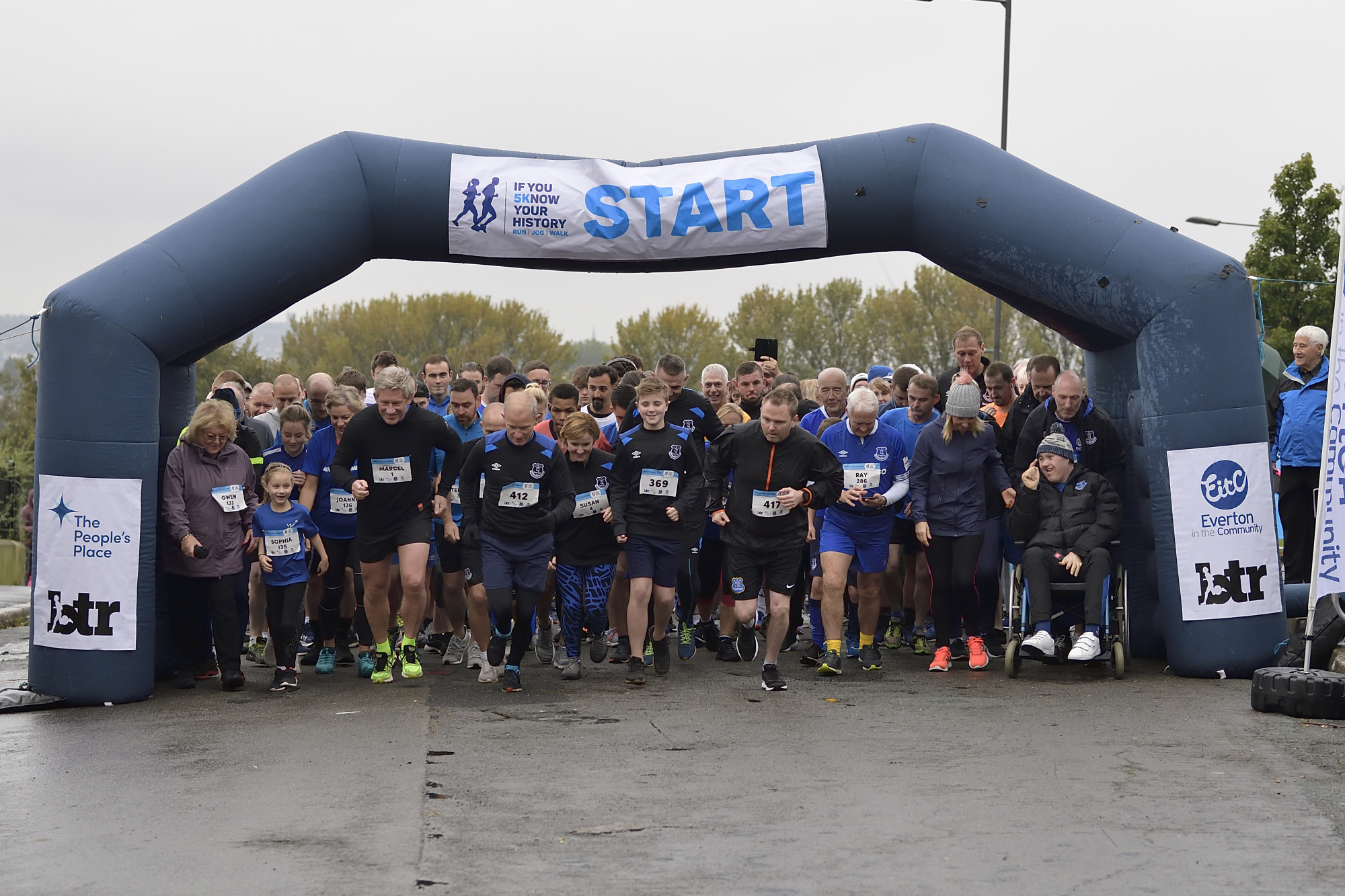 Families invited to sign up for fun run