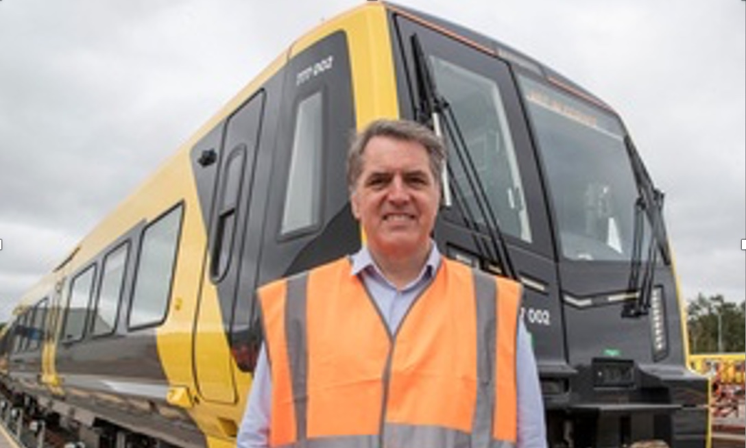 Liverpool City Region receives first of its 53 new trains