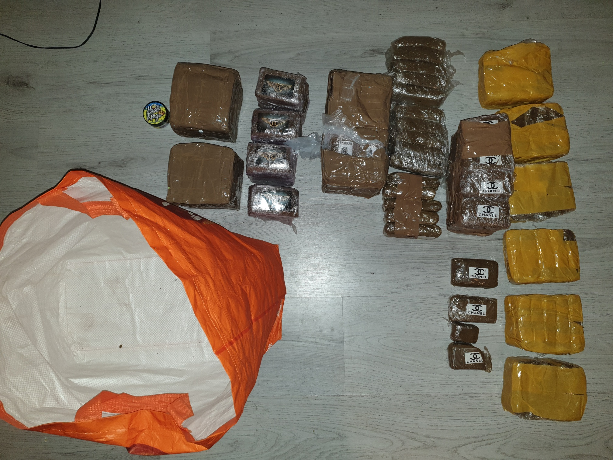 Two Sefton men held after 'colossal drugs find' in city