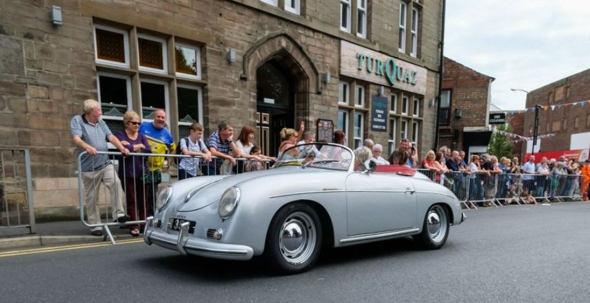 Town's rich motoring heritage to be celebrated at Classic and Speed event