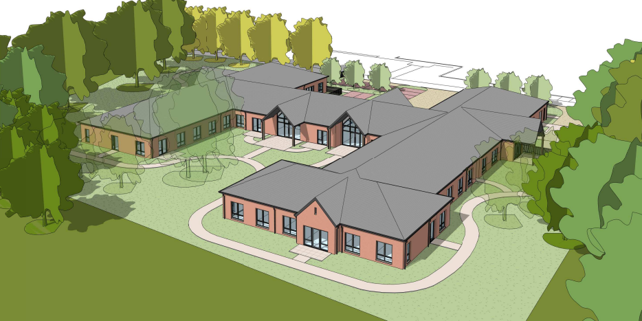 Plan to relocate care home to new facility