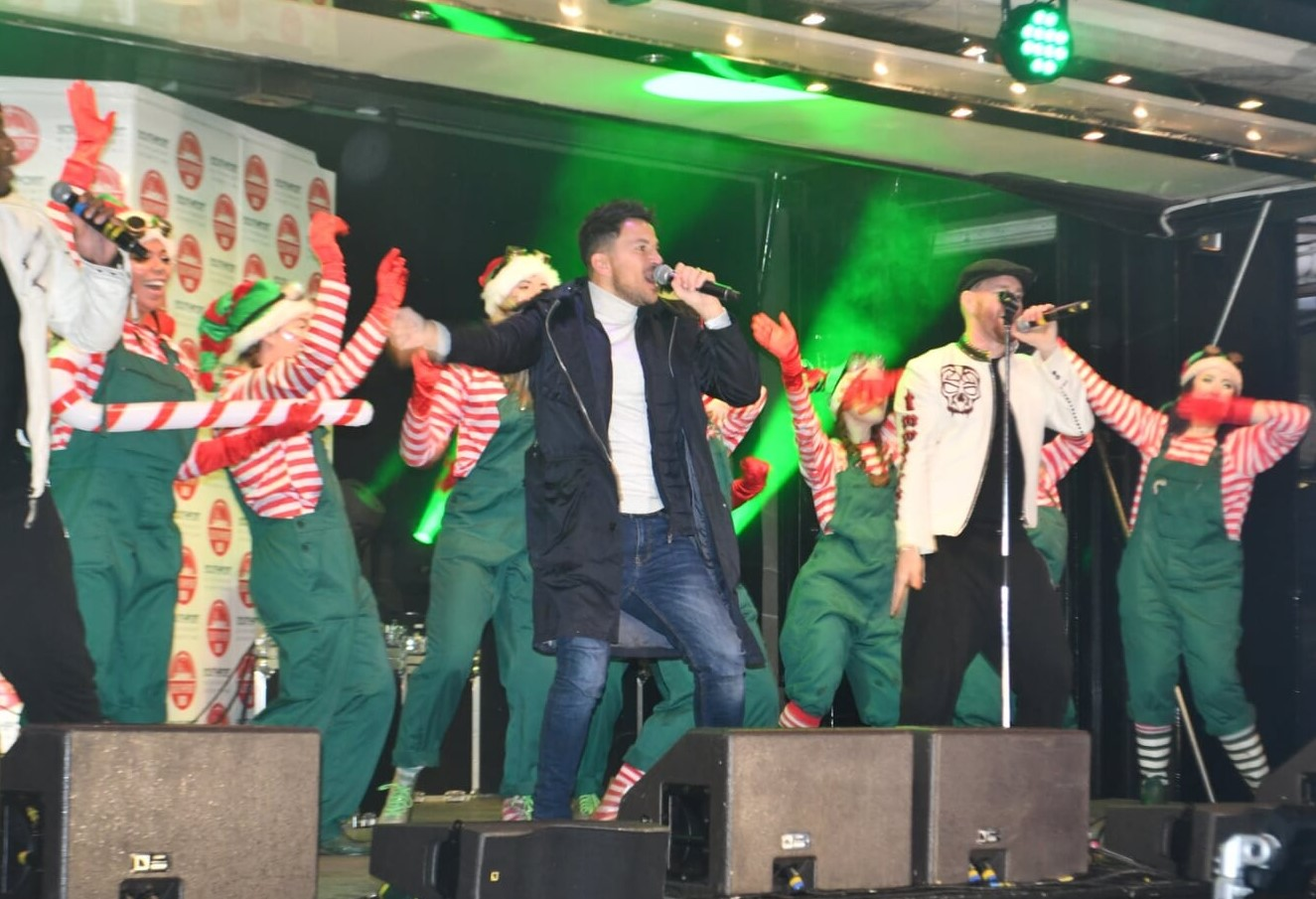 Southport festive switch-on event cancelled