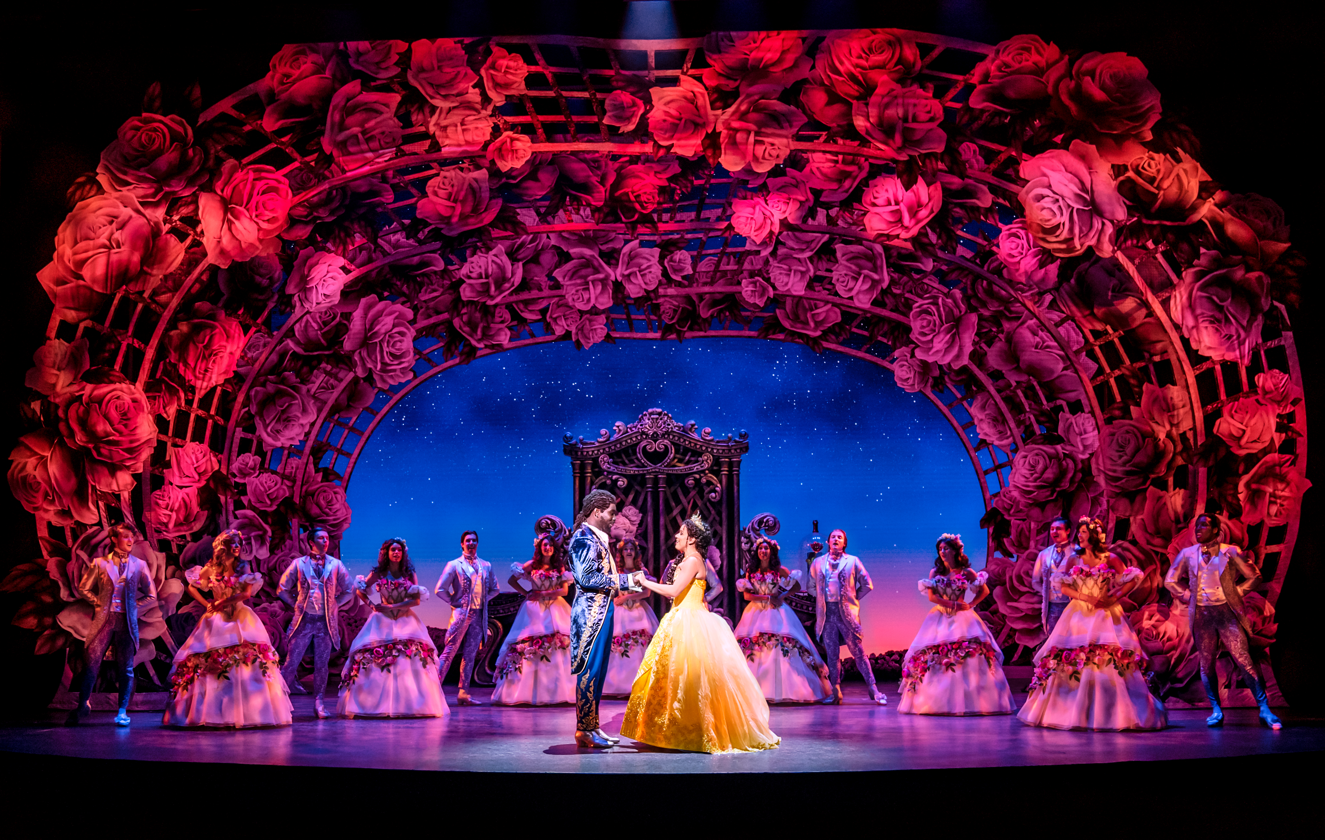 Be prepared to be 'enchanted once again' with Beauty and the Beast