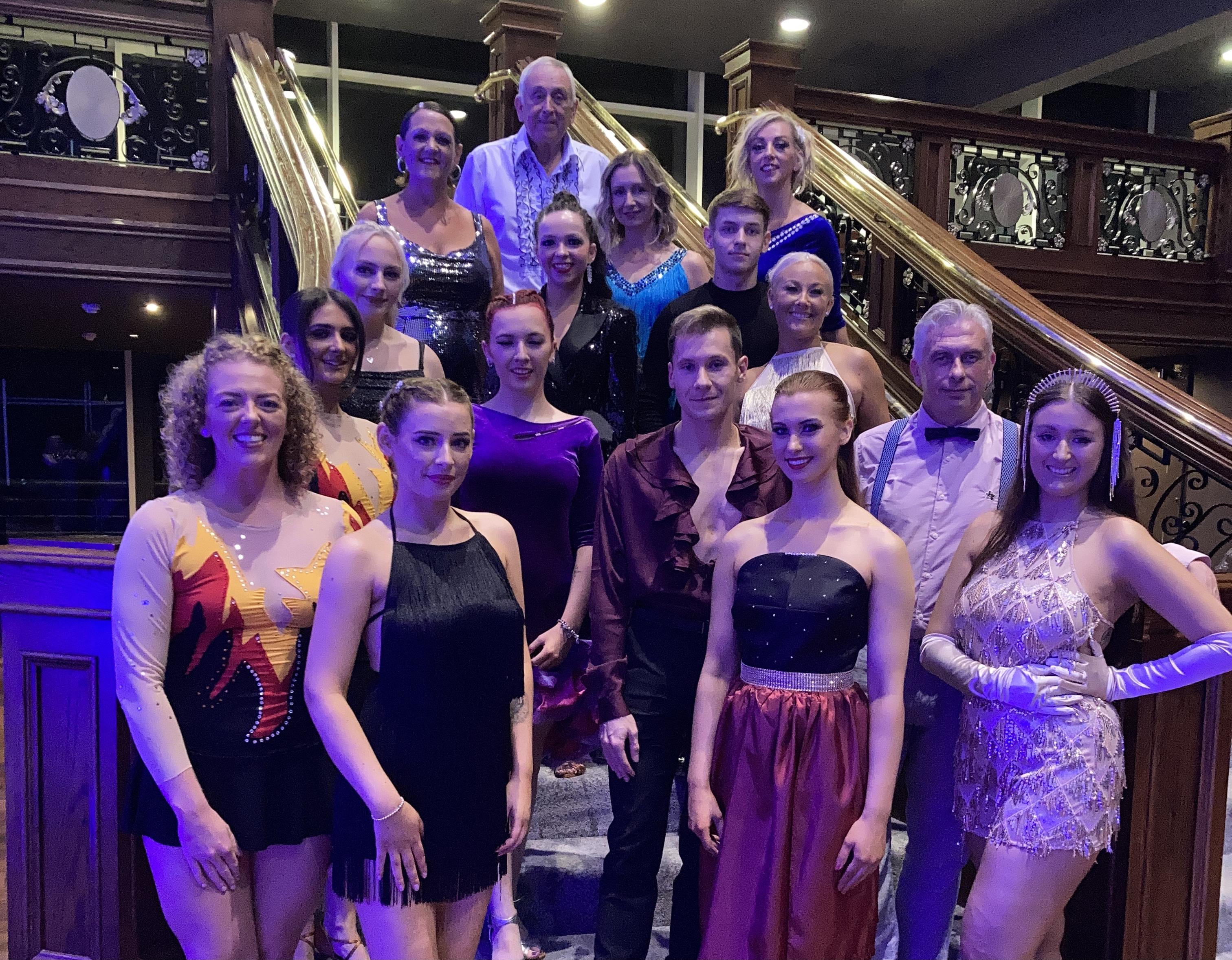 Strictly Come Dancing event raises £11,000 for St Joseph's Hospice