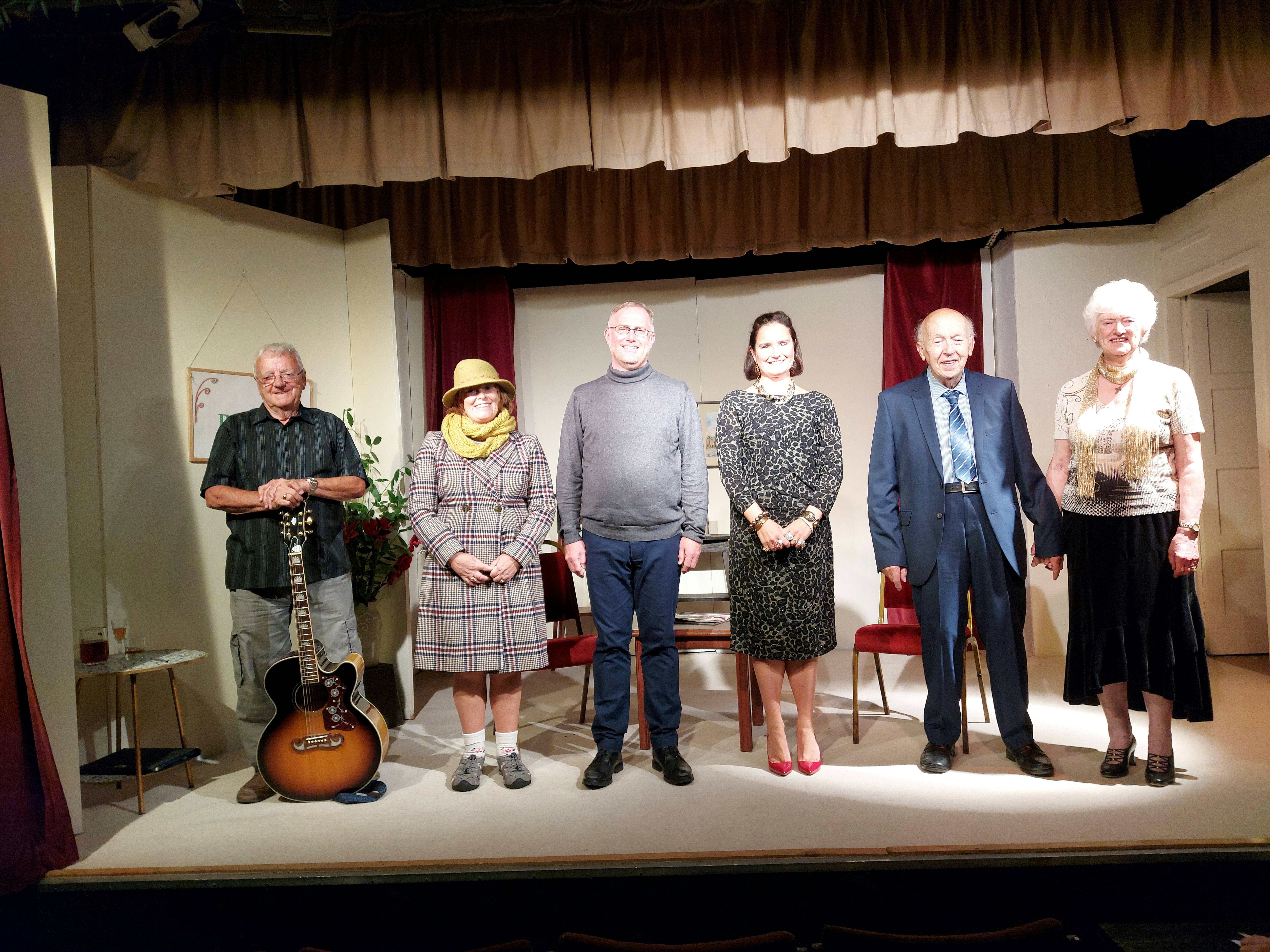 Dramatic Society welcomes back audiences after 18 month closure