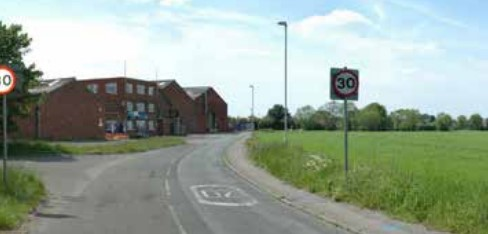 Plans to build homes on closed factory site