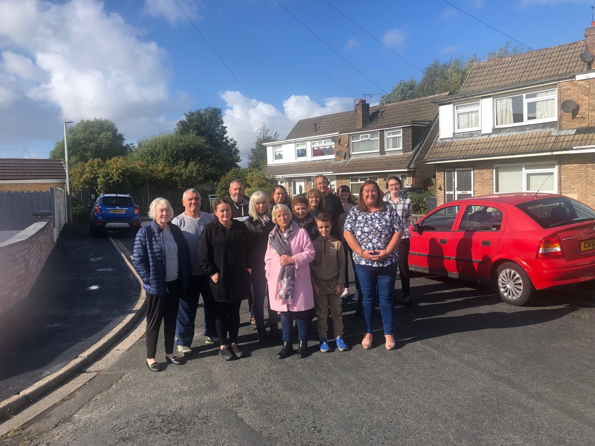 Residents share 'loud and clear' traffic concerns