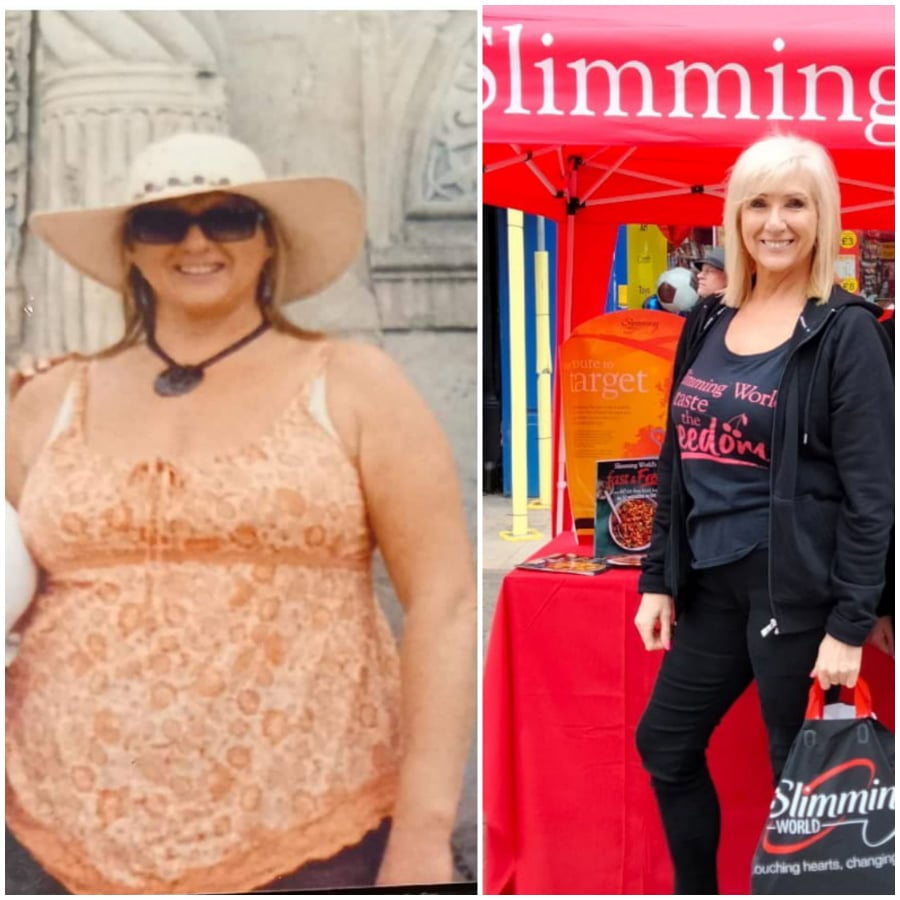 Slimming World consultant celebrates 28 years of helping and supporting people lose weight