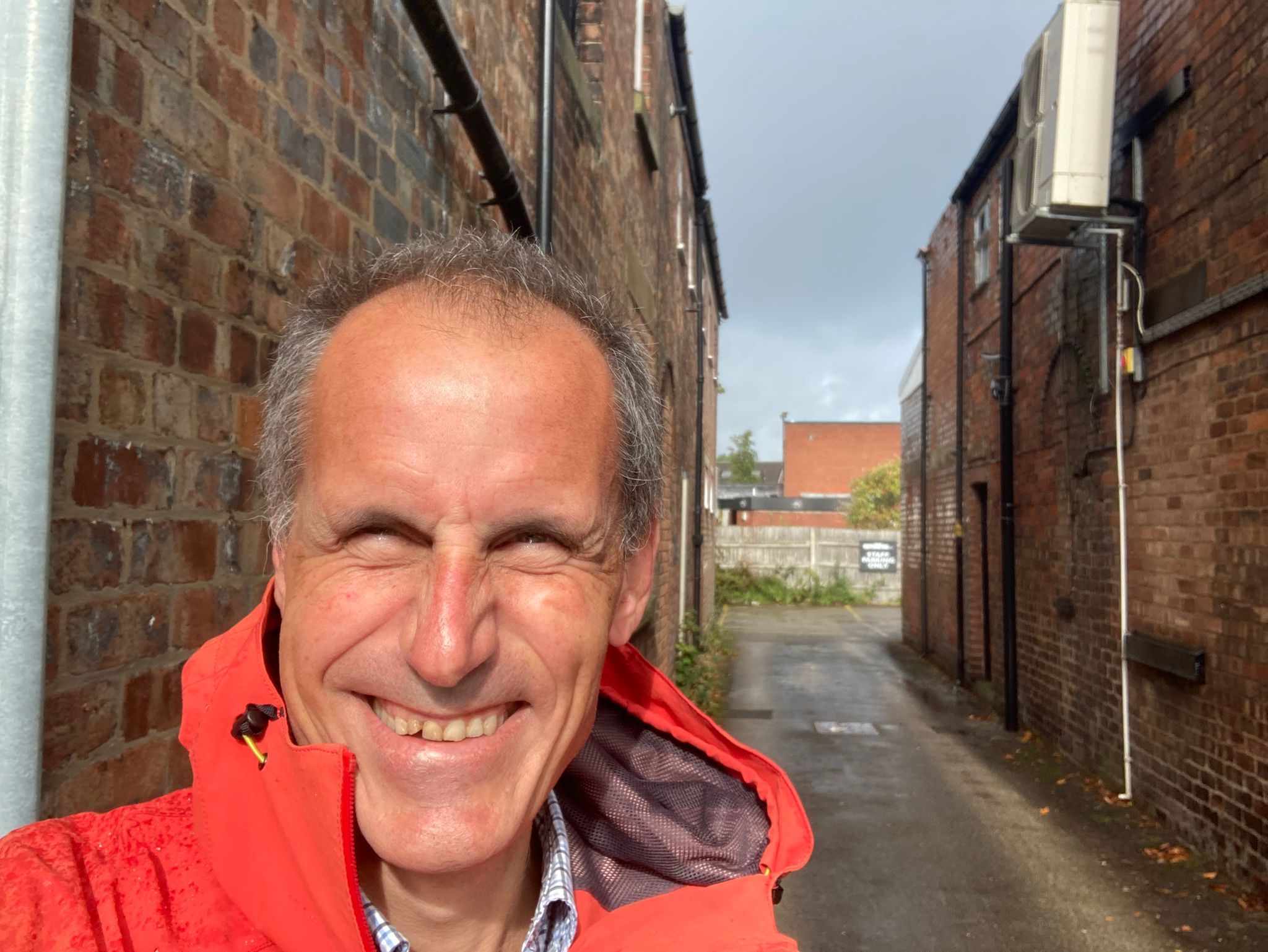 MP praises alleyways project for offering boost to Formby Village